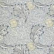 Apple Design 1877 Art Print by William Morris