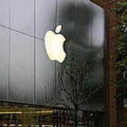 Apple Store Print by Viktor Savchenko