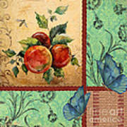 Apple Tapestry-jp2203 Art Print