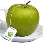 Apple Tea Art Print