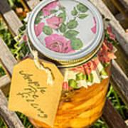 Applepie Filling Canned Art Print