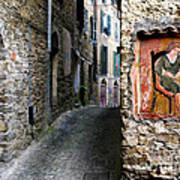Apricale.italy Art Print