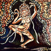 Apsara Art Print