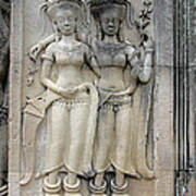 Apsaras Art Print