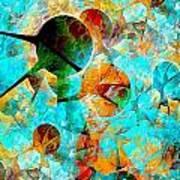Aquarium 612-12-13 Marucii Art Print