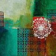 Arabic Motif 6 Art Print