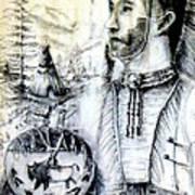 Arapaho Cheyenne Art Print