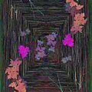 Arbor Autumn Harmony 11 Art Print