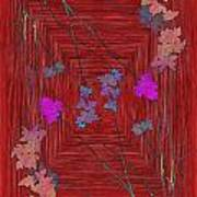 Arbor Autumn Harmony 7 Art Print