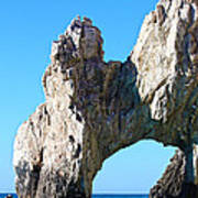Arch At Land's End Art Print