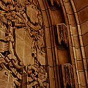 Arch Details Art Print