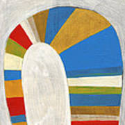 Arch Four Art Print