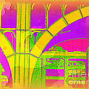 Arch Four - Architecture Of New York City Art Print