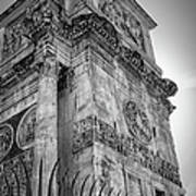 Arch Of Constantine Art Print