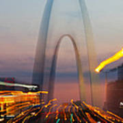 Arch Special Effect Art Print