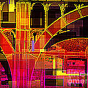 Arch Three - Architecture Of New York City Art Print