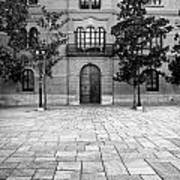 Archbishop's Palace Granada Art Print