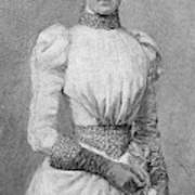 Archduchess Marie Valerie Of Austria Art Print