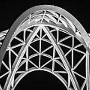 Arches And Angles 2 Art Print
