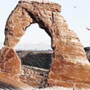 Arches National Park-utah Art Print