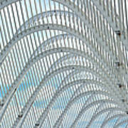 Arches Of Steel Art Print