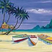 Archipelago II Art Print