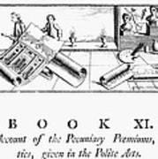 Architecture, 1772 Art Print