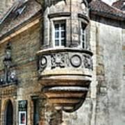 Architecture Of Dijon Art Print