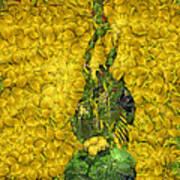 Arcimboldo Vegetable Heart Art Print