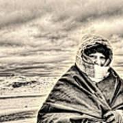 Arctic Indiana Art Print