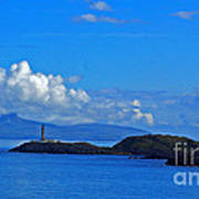Ardnamurchan Lighthouse 4 Art Print