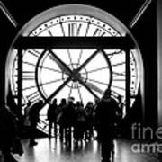 Are We In Time... Art Print