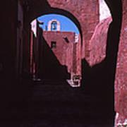 Arequipa   Peru   #12291 Art Print