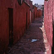 Arequipa    Peru   #12303 Art Print