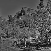 Arizona Bell Rock Valley N11 Art Print