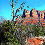 Arizona Bell Rock Valley 1 Art Print