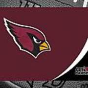 Arizona Cardinals Art Print