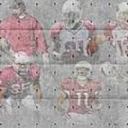 Arizona Cardinals Legends Art Print