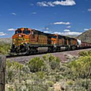 Arizona Express Art Print