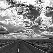Arizona Highway Art Print