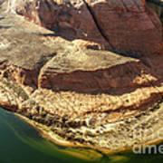 Arizona Horseshoe Bend Art Print