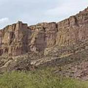 Arizona Rock Beauty Art Print