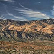 Arizona Lonesome Art Print