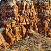 Arizona Rock Formation Art Print