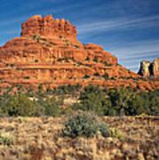 Arizona Sedona Bell Rock  Art Print