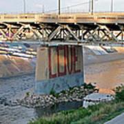 Arkansas River Walk Art Print
