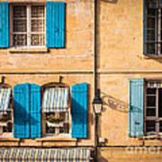 Arles Windows Art Print