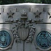 Arlington National Cemetery - 121216 Print by DC Photographer