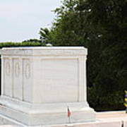 Arlington National Cemetery - Tomb Of The Unknown Soldier - 01136 Art Print by DC Photographer
