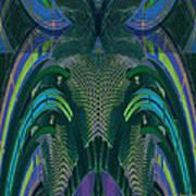 Armadillus Rex Art Print